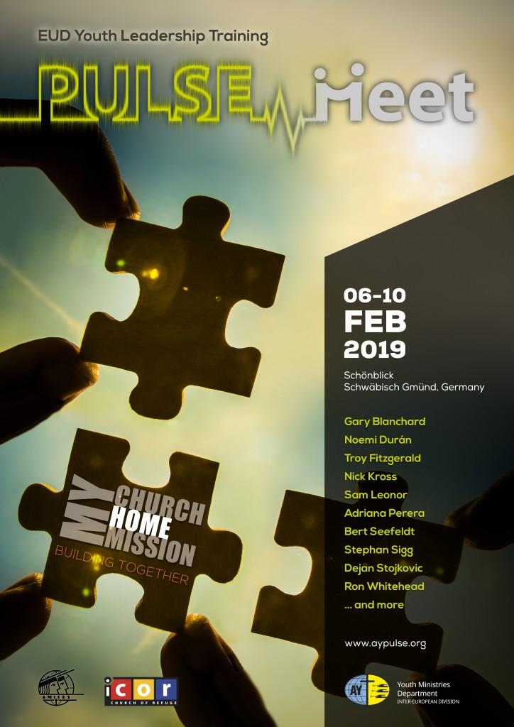 PULSEmeet poster A3